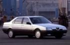 Alfa Romeo 164  (1988.09 - 1989.01)