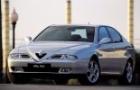 Alfa Romeo 166  (1999.07 - 2002.05)