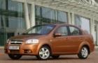 Chevrolet Aveo  (2006.02 - 2007.09)