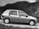 Renault Clio  (1990.10 - 1994.03)