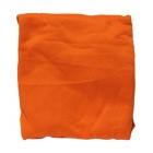Narancssárga trikó autóüléshuzat vastag pamut anyagú