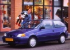 Suzuki Swift  (1996.10 - 2000.11)